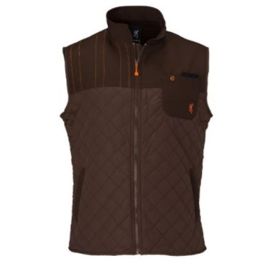 Browning Upland Quilted Vest Chocolate_1.jpg