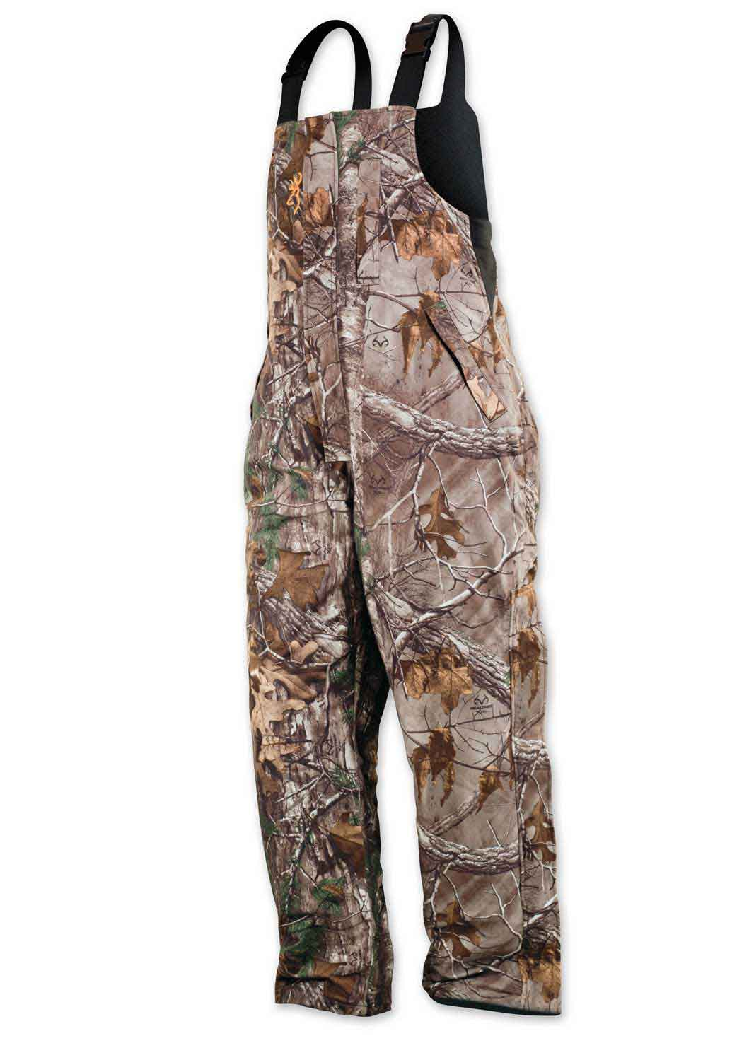Browning Wasatch Junior Insulated Rain Bib in Realtree Xtra Camo