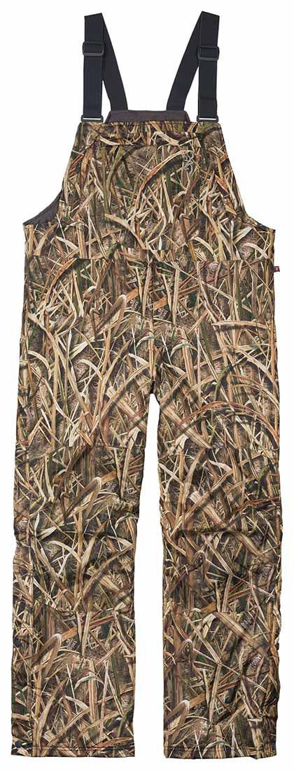 Browning Wicked Wing Insulated Bib, Mossy Oak Blades