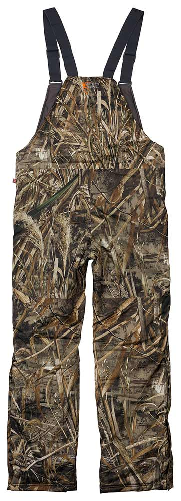 Browning Wicked Wings Insulated Bib, Realtree Max 5