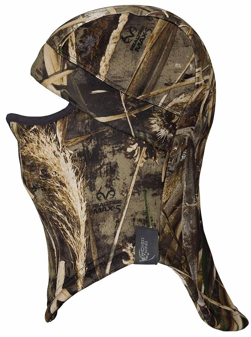 Browning Wicked Wing High Pile Balaclava