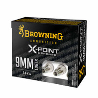 Browning 9mm X-Point Defense