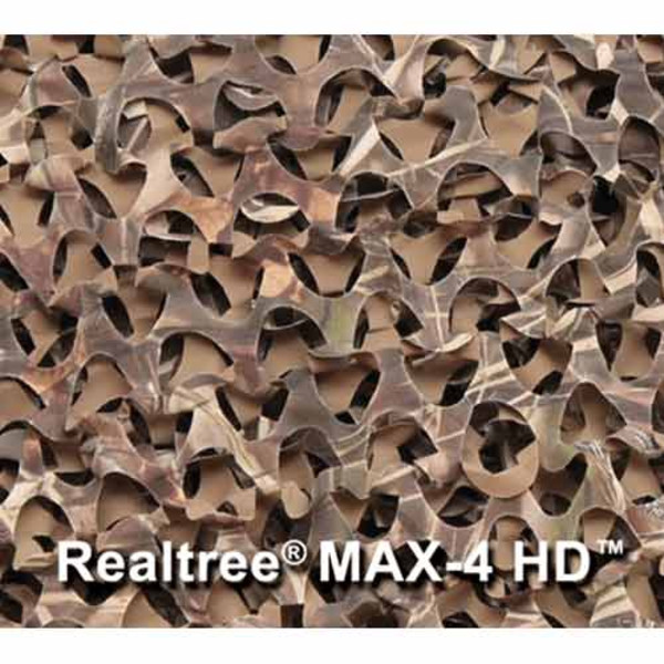 Camo Unlimited Large Ultra-Lite Net, Max4