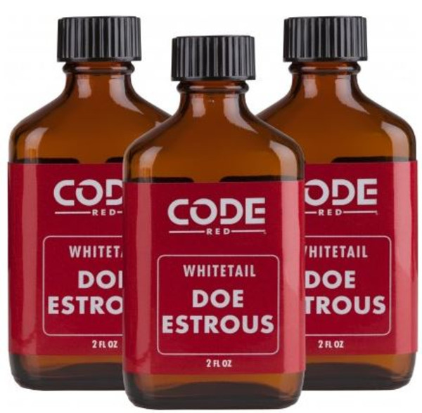 Code Red Whitetail Doe Estrous 3-Pack