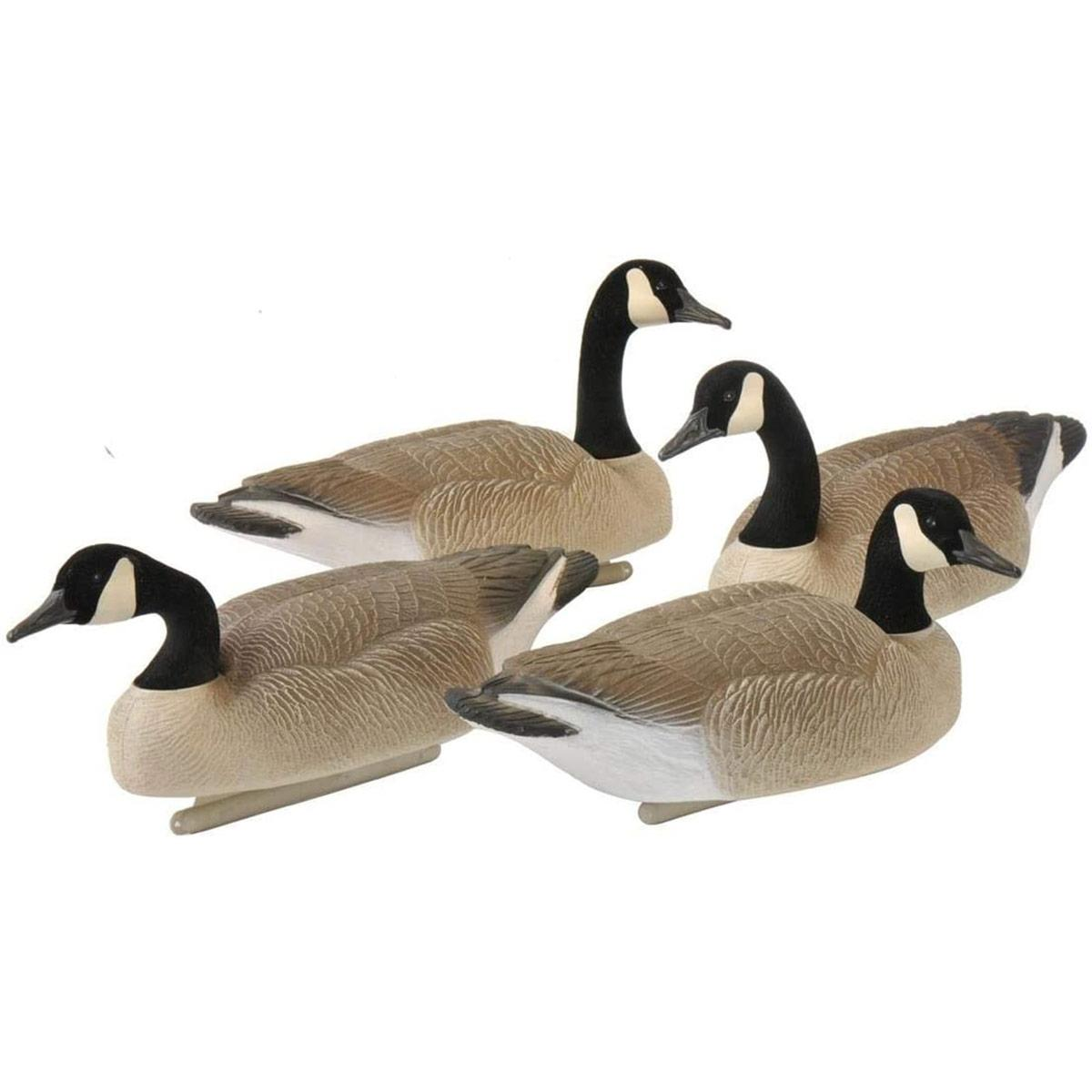 BigFoot Floating Canada Goose Decoy, Pack of 4