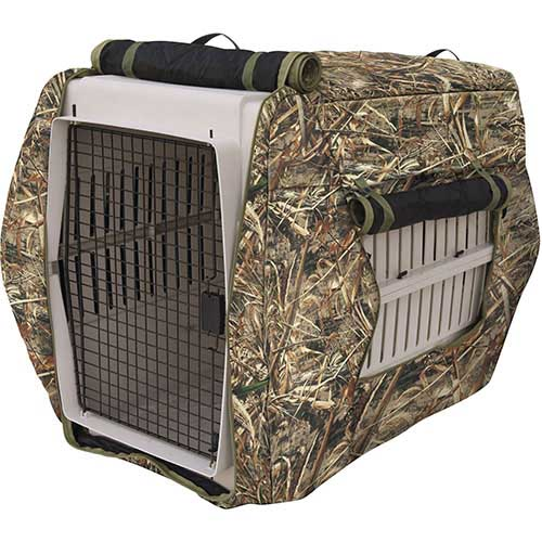 Classic Accessories Dog Kennel Jacket Realtree Max 5