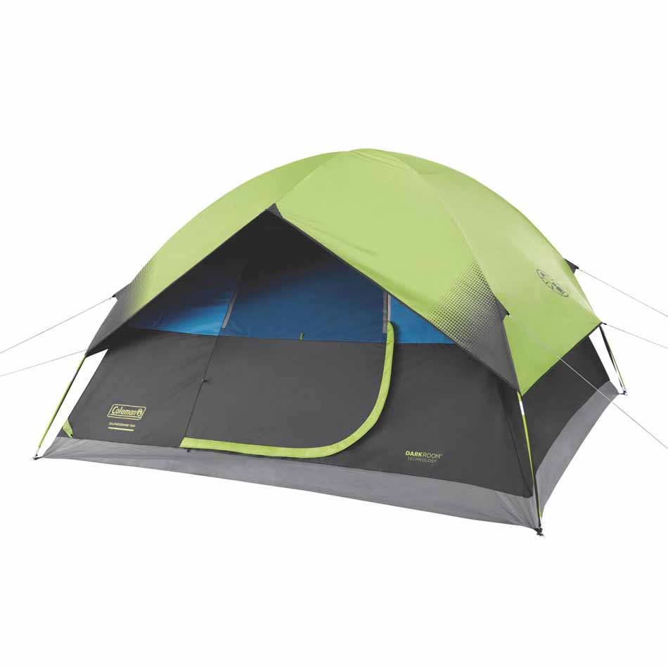 Coleman 6-Person Dark Room Sundome Tent