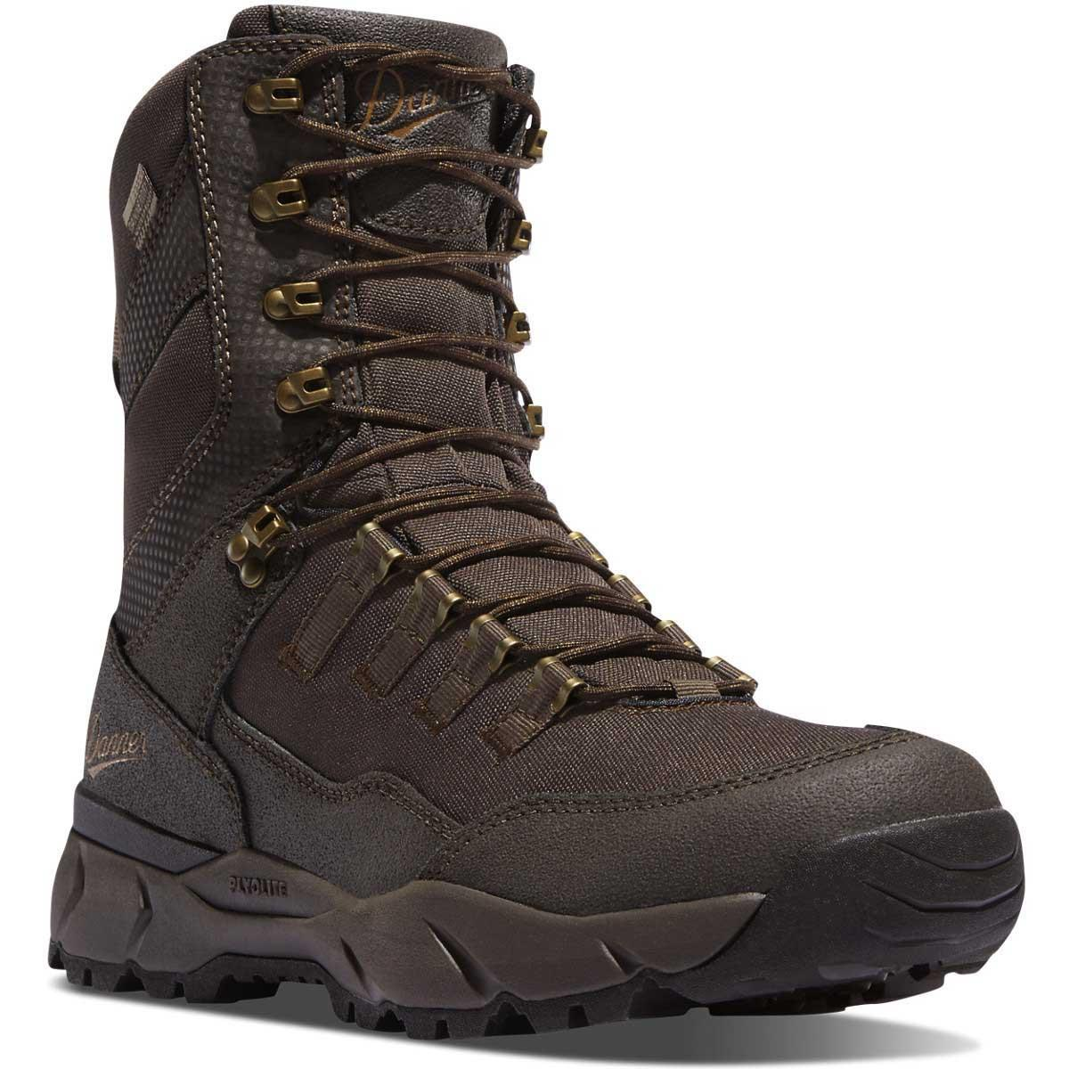 """Danner Vital 8"""" Brown Insulated 400G Hunting Boots_5.jpg"""