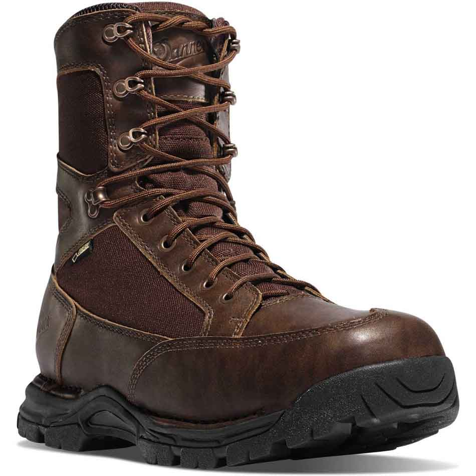 """Danner Pronghorn 8"""" Brown Hunting Boots"""