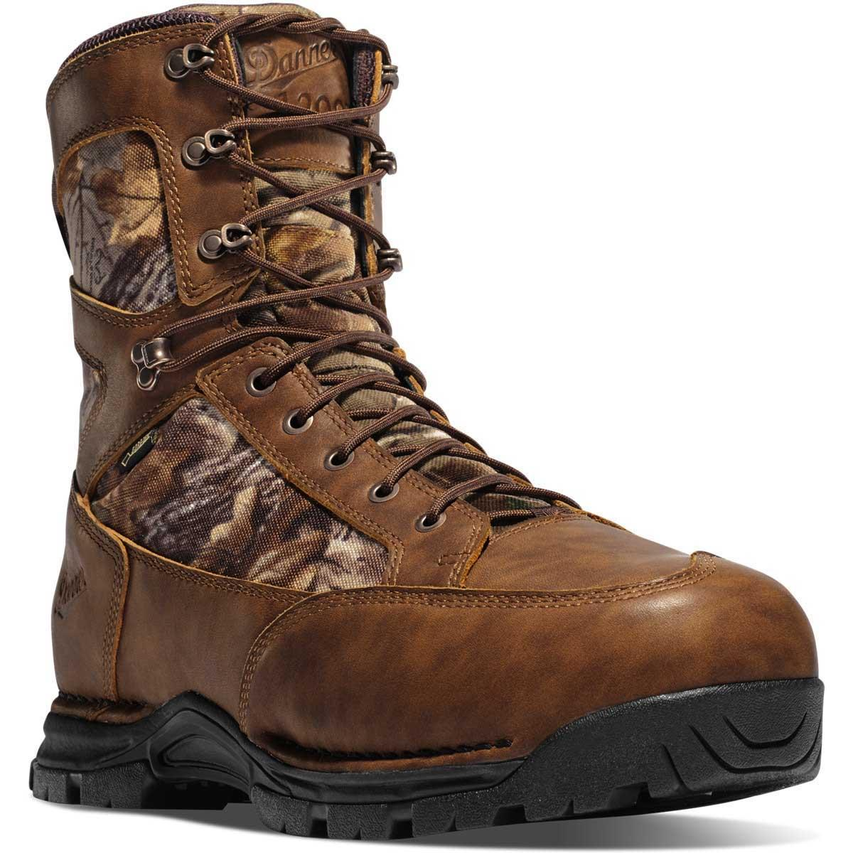 """Danner Pronghorn 8"""" Realtree Xtra Insulated 1200G Hunting Boots"""