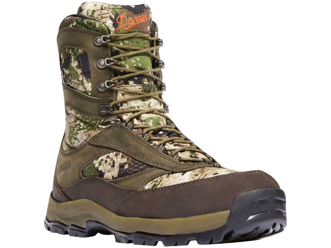 Danner 46223 High Ground 8 Quot Uninsulated Waterproof Hunting