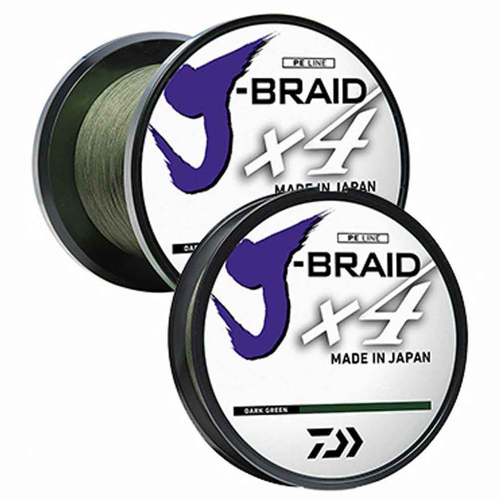 Daiwa J-Braid 8 Strand Fishing Line