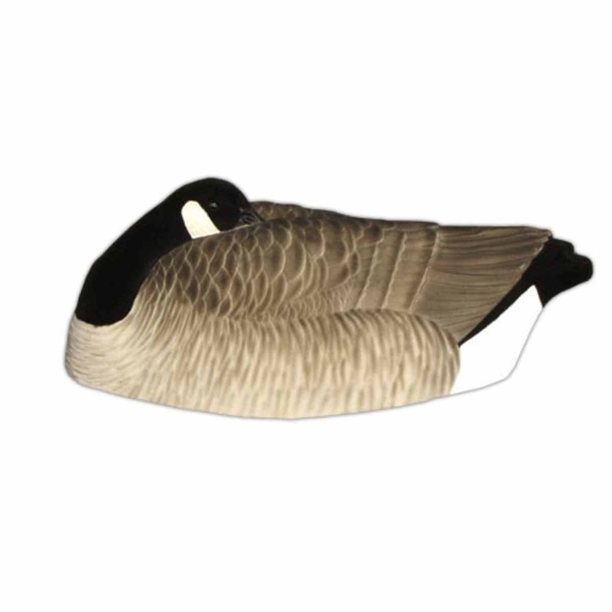 Dakota Decoy Flocked One Piece Canada Sleeper Shell Decoys, 12-Pack_1.jpg