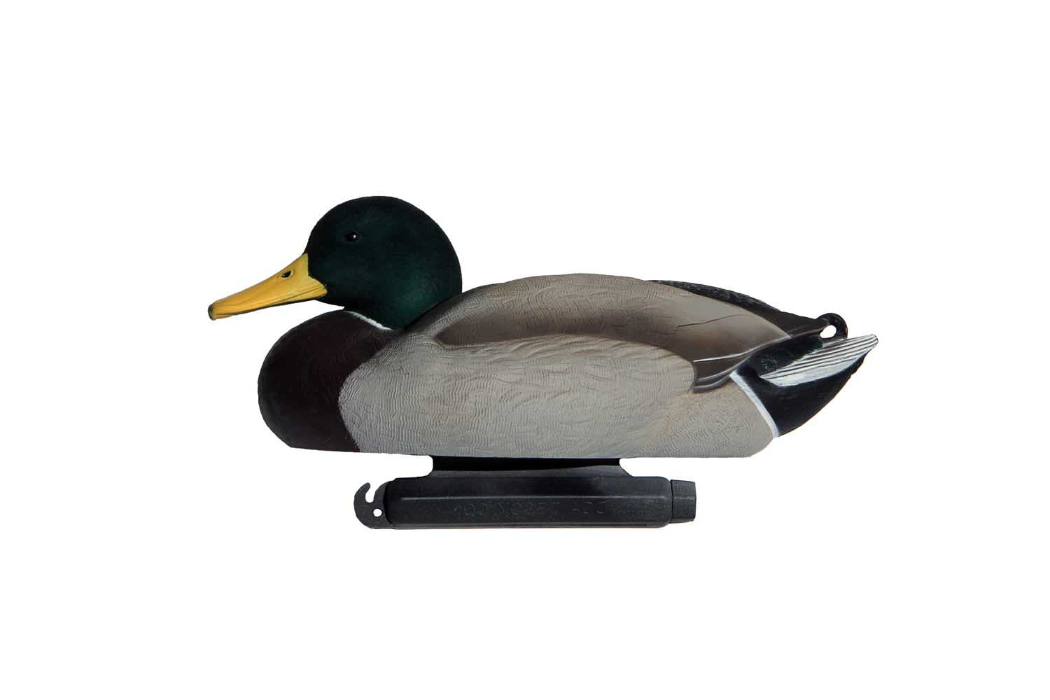DOA Decoys Rogers Exclusive Floating Mallards with Flocked Drake Heads, 12 Pack_2.jpg
