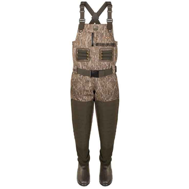 Drake Guardian Elite Breathable Wader with Tear Away Insulated Liner_Mossy Oak Bottomland.jpg
