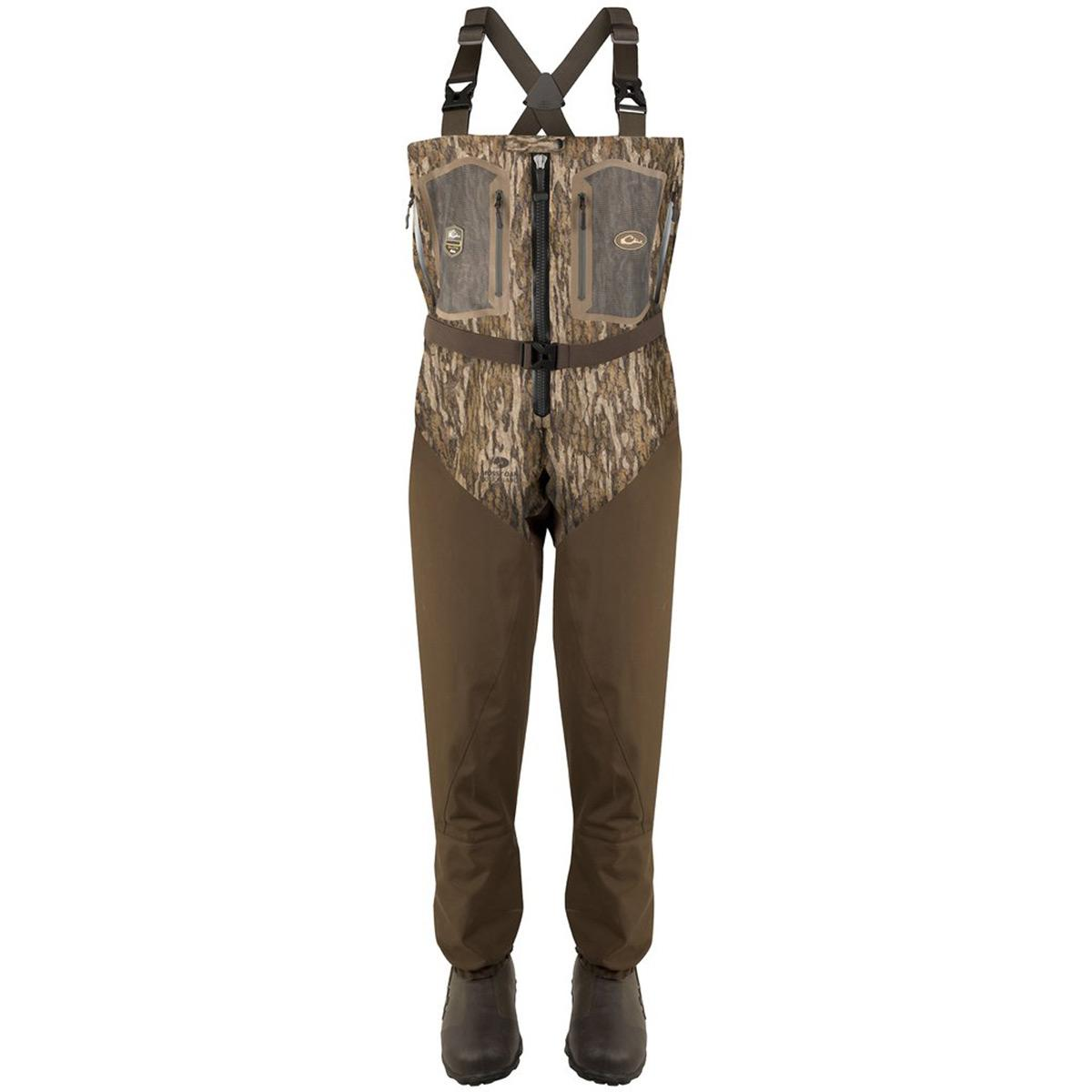 Drake Front Zip Guardian Elite 4-Layer Wader with Tear-Away Liner_Mossy Oak Bottomland.jpg