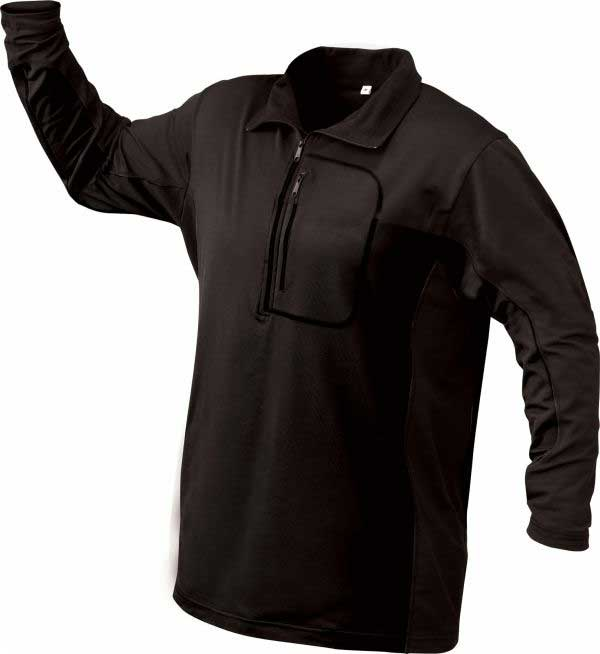 Drake MST Base Layer Shirt - Black_1.jpg