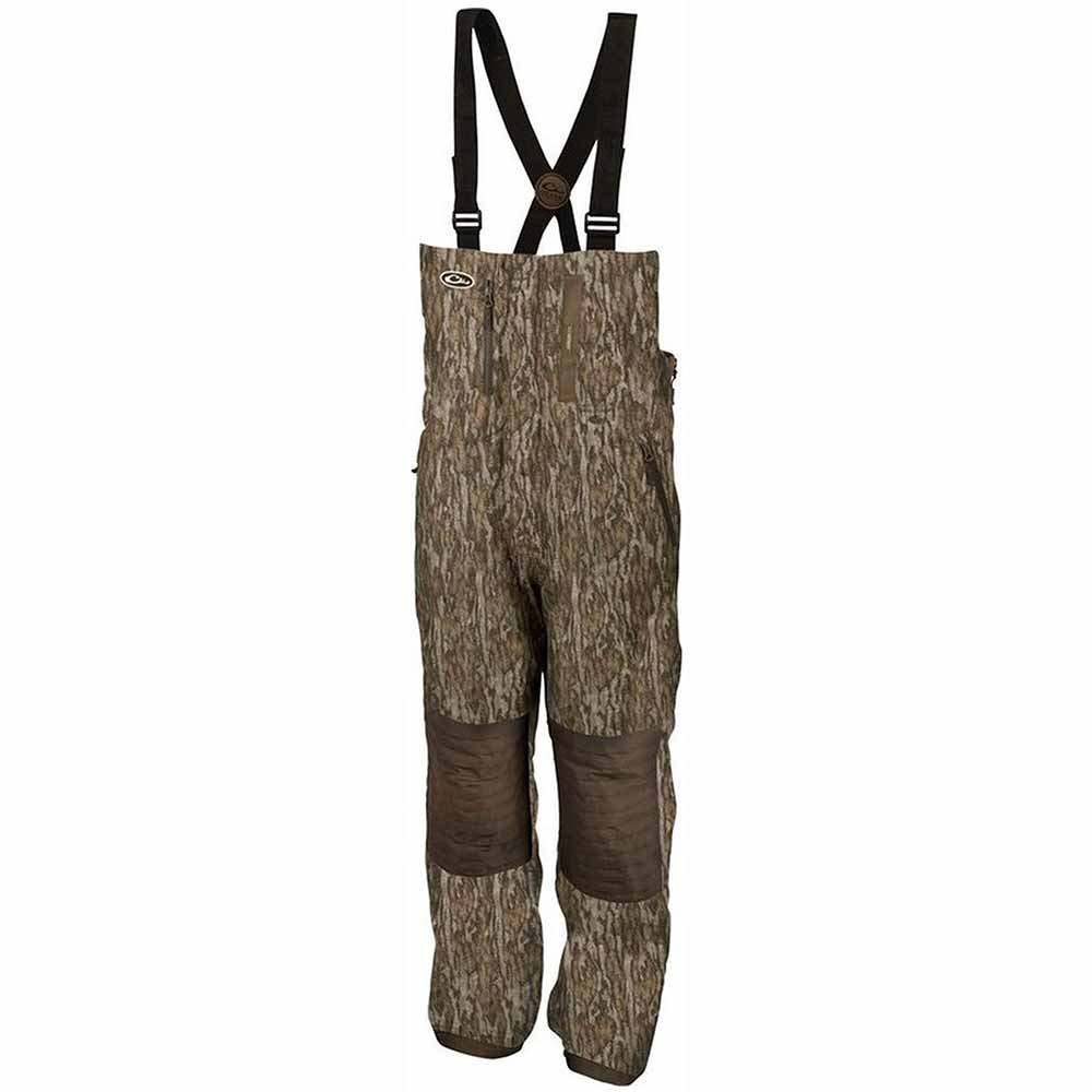 Drake Guardian Elite Bib - Mossy Oak Bottomland