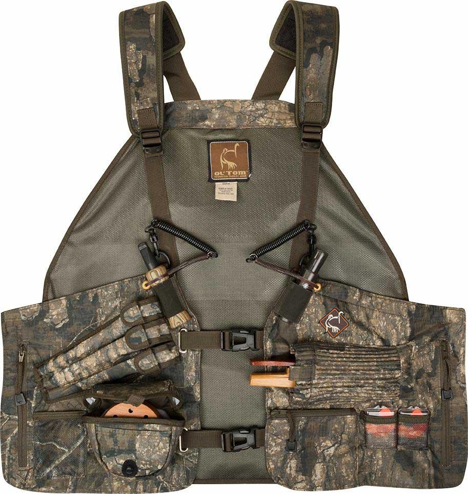 Drake Time & Motion Easy-Rider Vest-Realtree Timber