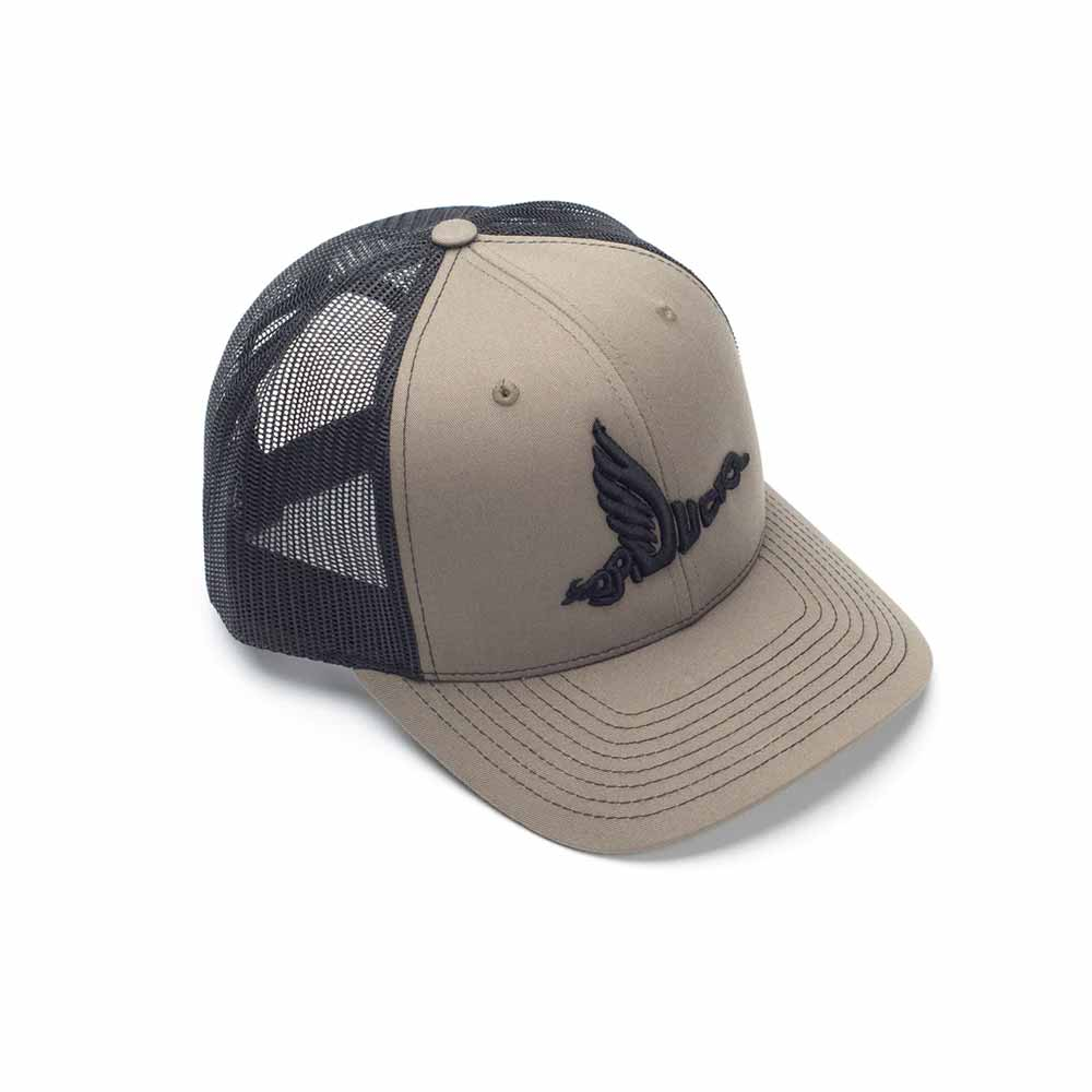 Dr.Duck Classic Snap Back Hat_Loden-Black.jpg