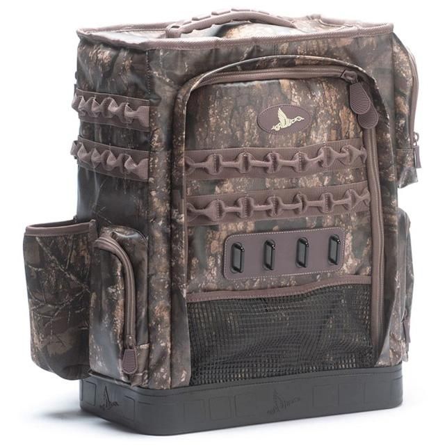 Dr. Duck Hunt Locker Weather-proof Backpack - Realtree Timber