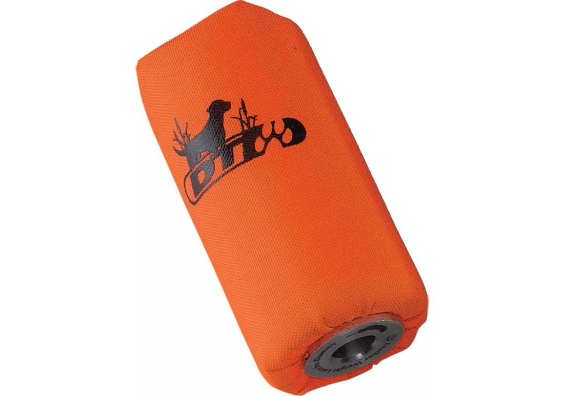 DT Systems Super Pro Series Feather Weight Launcher Dummy, Blaze Orange_1.jpg
