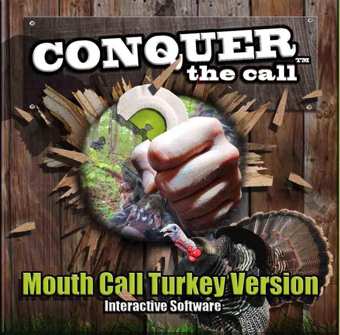 Conquer the Call Training Software, Mouth Call Turkey Edition_2.jpg