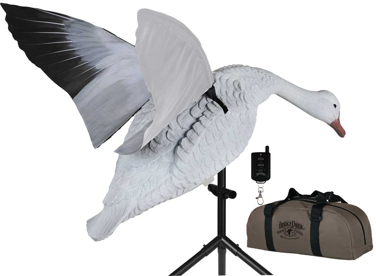 Lucky Duck Super Snow Flapper HDI with Bag and Remote_1.jpg