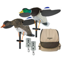 Lucky Duck Twin pack with Double Spinning Wing Backpack
