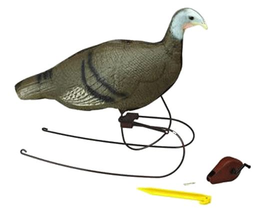 Lucky Duck Expedite Reel Turkey Feeding Hen Decoy with Realistic Motion Device_1.jpg