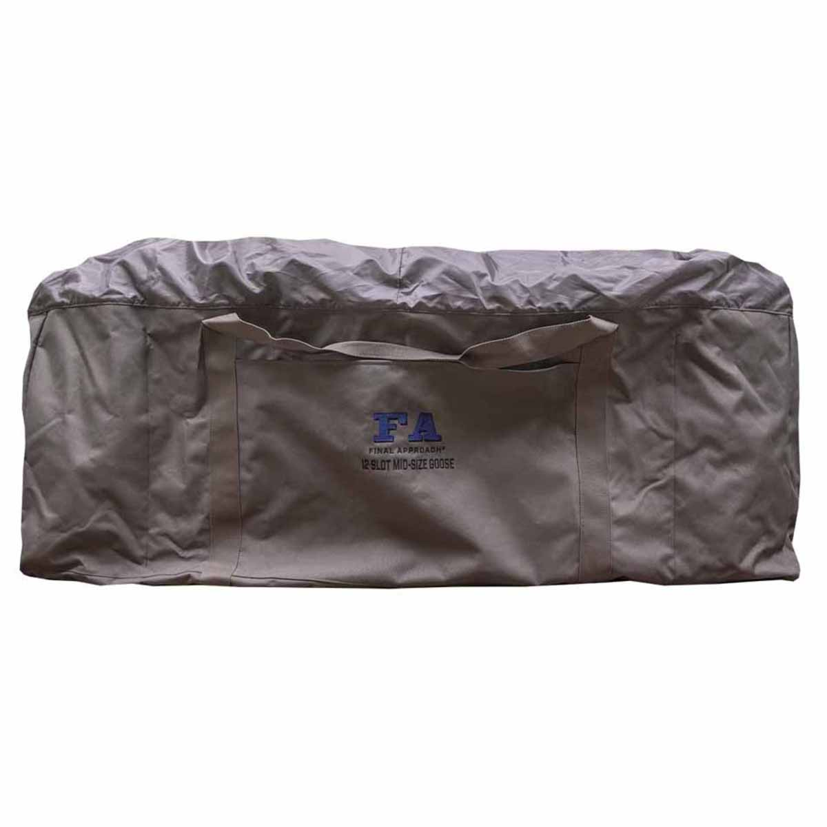 Final Approach 12-Slot Mid-Size Goose Bag
