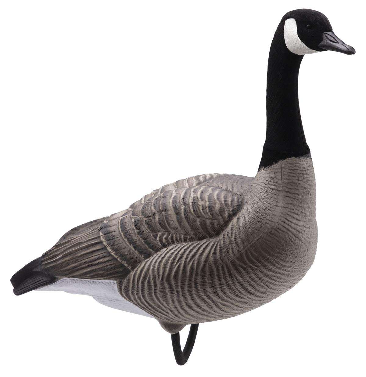 Final Approach HD Full Body Honkers with Flocked Heads, 6 Pack