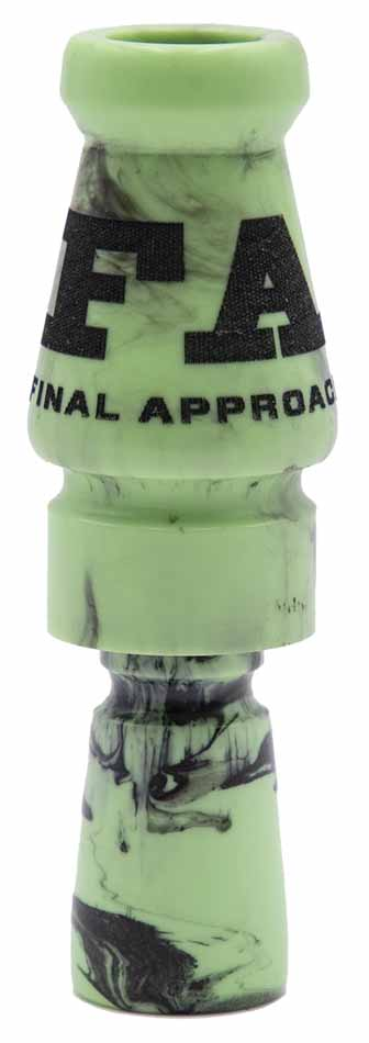 Final Approach Double Reed Duck Call, Soft Bore