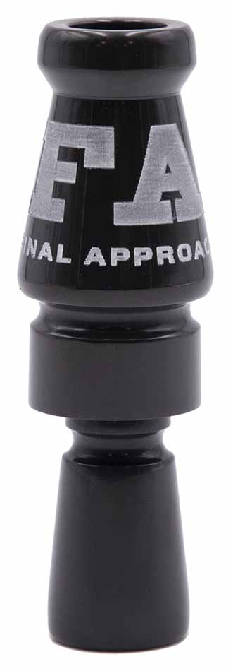 Final Approach Double Reed Duck Call, Wide Open Bore