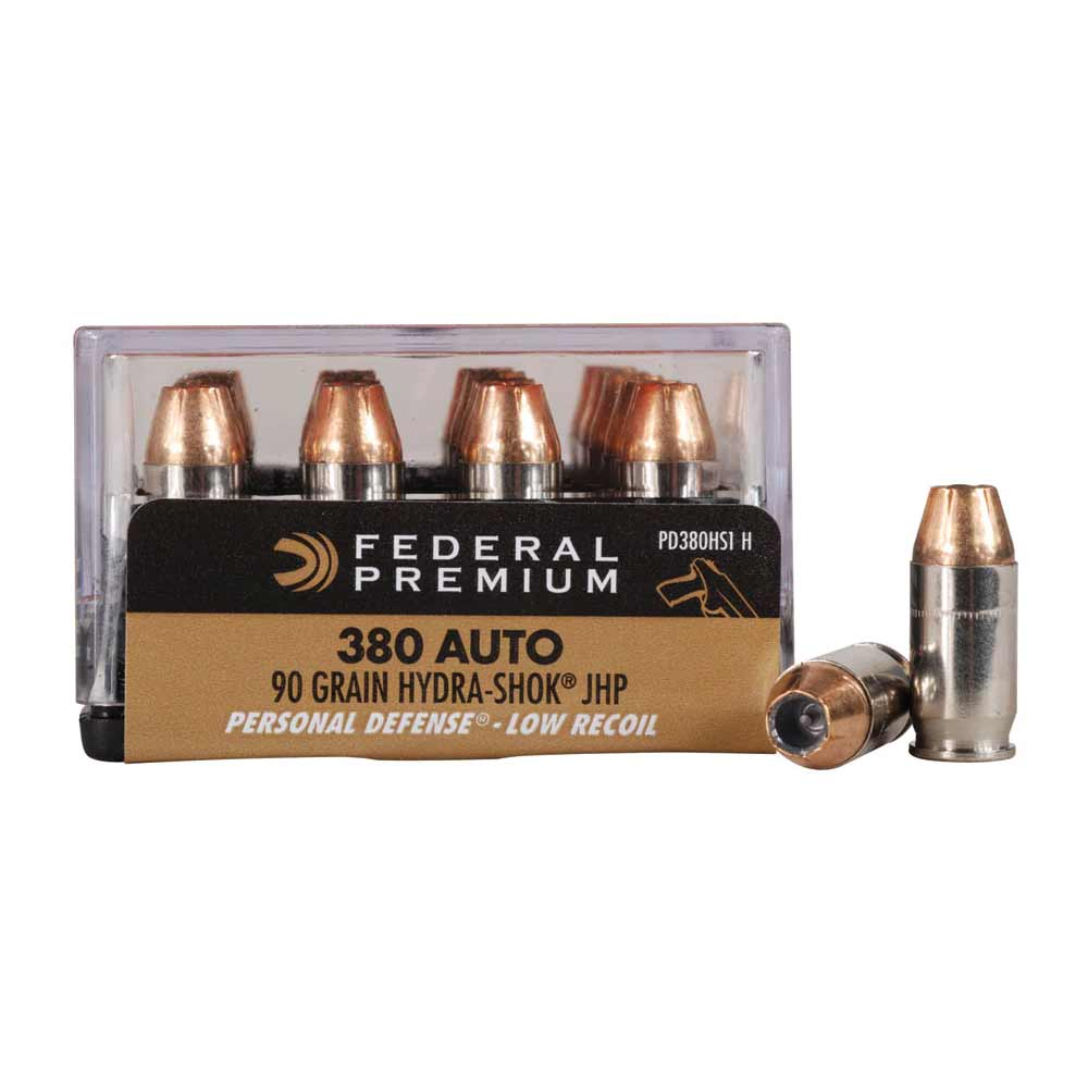 Federal 380 Auto 90 Gr Hydra Shok JHP Personal Defence, Box of 20_1.jpg