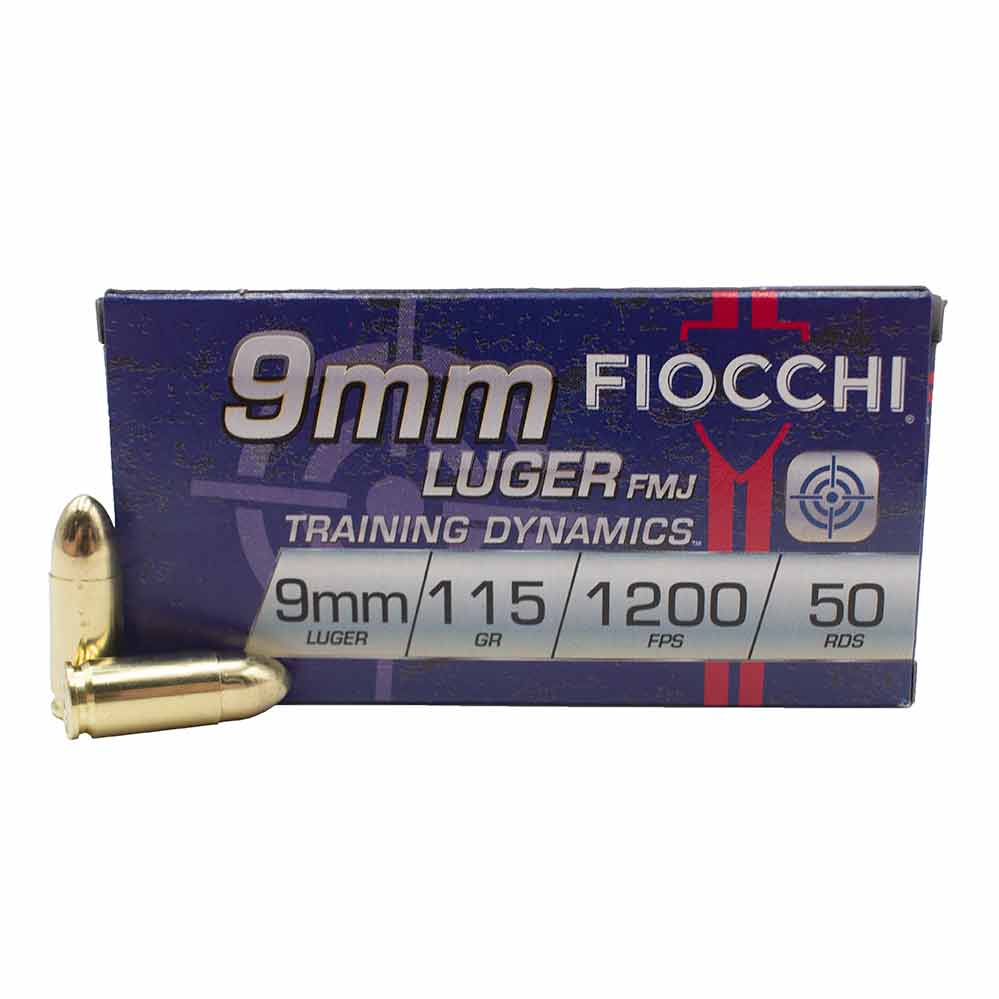 Fiocchi 9MM Luger 115 FMJ 1200 FPS, Box of 50_1.jpg