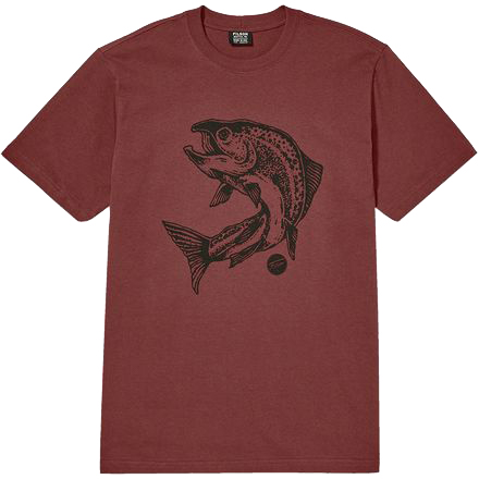Filson Outfitter Graphic Tee - Red