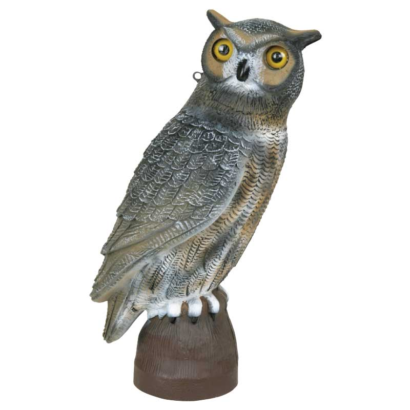 "Flambeau Outdoors 17"" Confidence Owl Decoy_1.jpg"