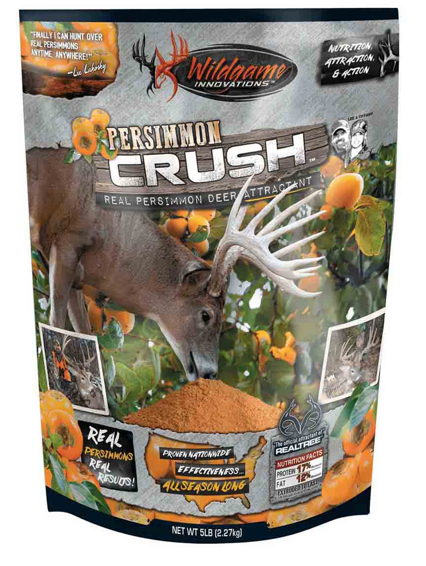 Persimmon Crush Deer Attractant - 5 lb