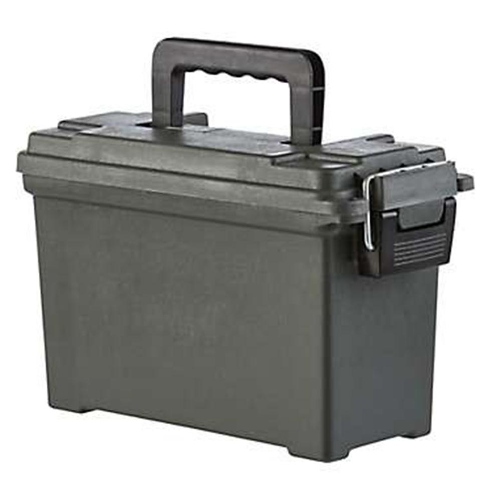 Focus On Tools 30 Cal. Ammo Box, Olive Drab Green