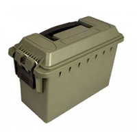 Focus On Tools 50 Cal. Ammo Box, Olive Drab Green