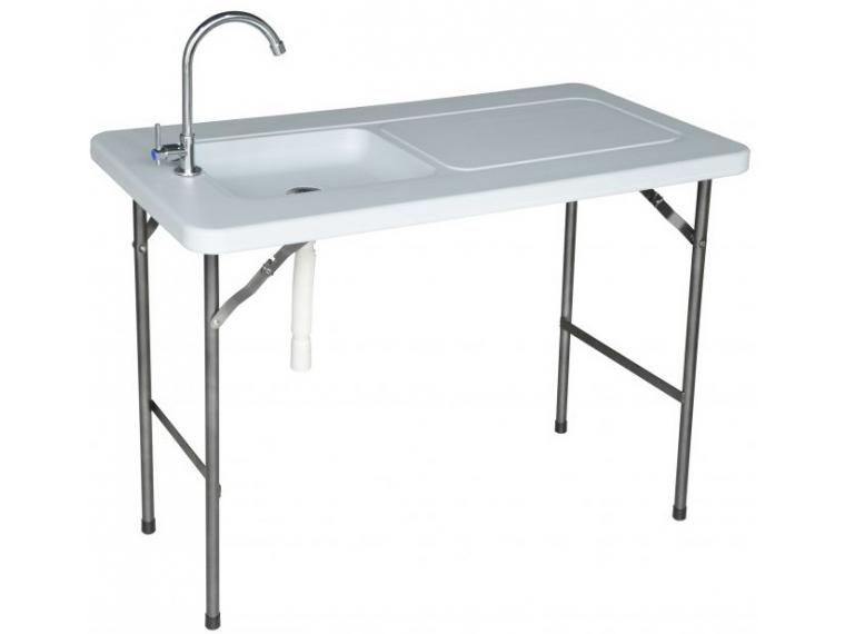 Angler Outdoor Products Multi-Use Outdoor Utility Table