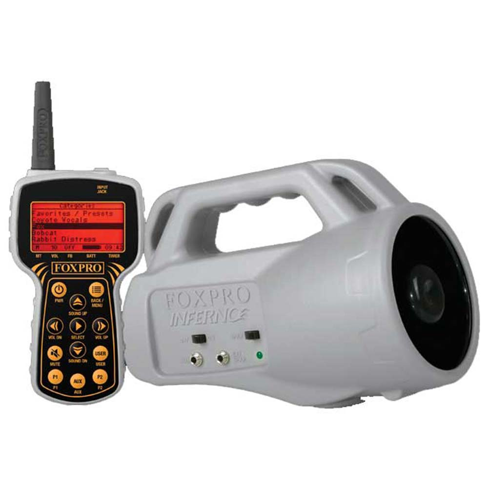 FoxPro INF1 Inferno Electronic Game Caller