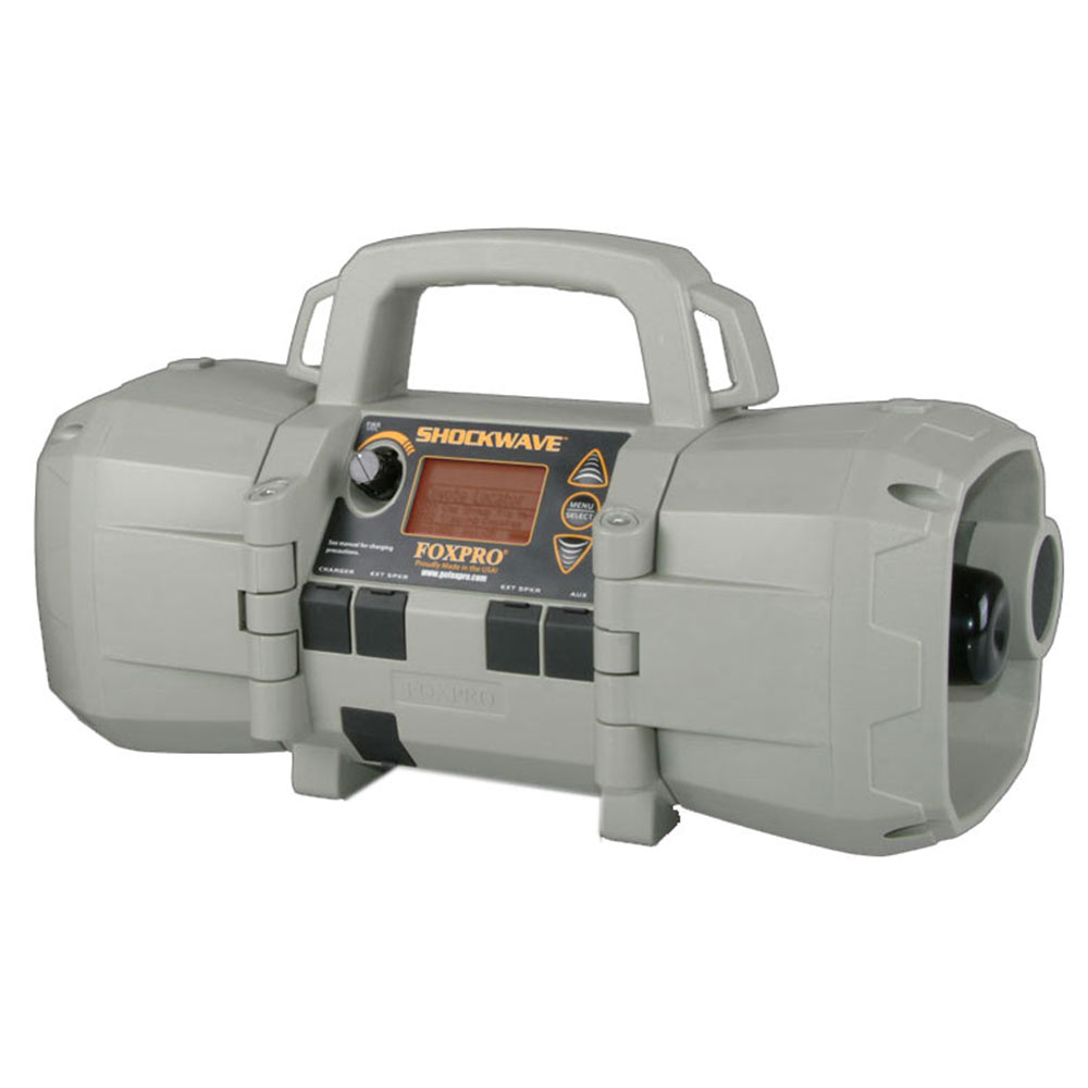 Foxpro ShockWave Electronic Predator and Game Caller