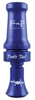 Field Proven Calls Double Shot Poly Duck Call - Blue Pearl