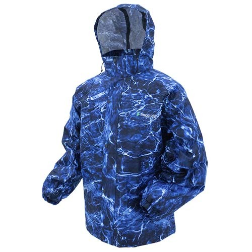 Frogg Toggs All Purpose Jacket - Element Blue