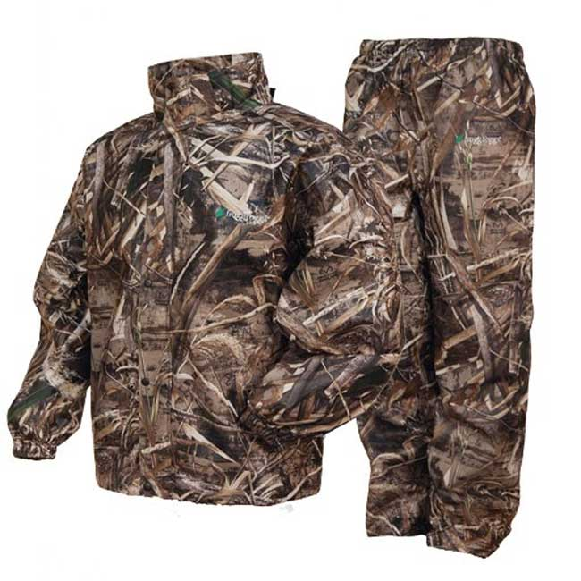 Frogg Toggs All Sport Rain Suit, Realtree Max 5