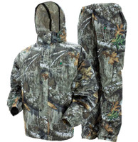 Frogg Toggs All Sport Rain Suit - Real Tree Edge