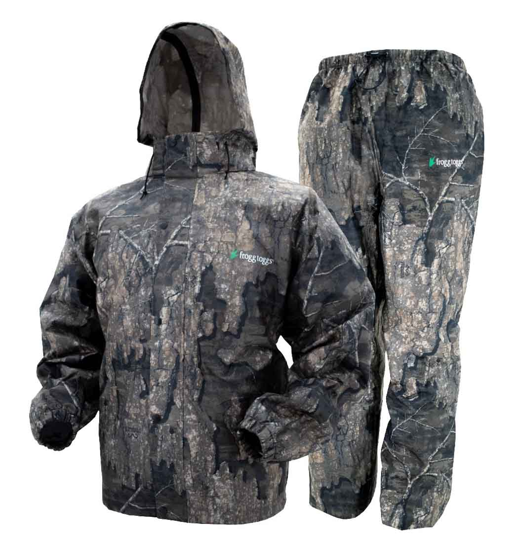 Frogg Toggs All Sport Rain Suit - Realtree Timber
