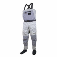 Frogg Toggs Hellbender PRO SF Chest Wader, Gray
